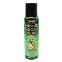 FRIGHT NIGHT TEMPORARY HAIR COLOR SLIMY LIME