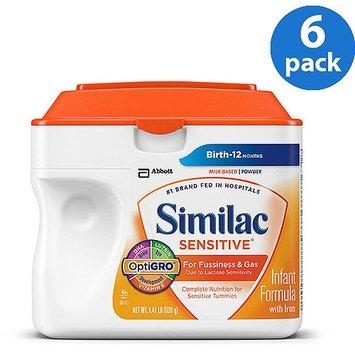 Similac Sensitive Powder Formula - 23.2 oz