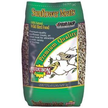 Global Harvest/woodinville 84522 5 Lb Sunflower Meats Wild Bird Food - Pack of 4