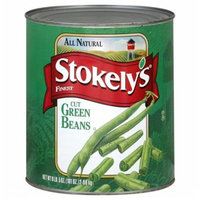 Stokely Bean Cut Green 101 Oz Pack Of 6
