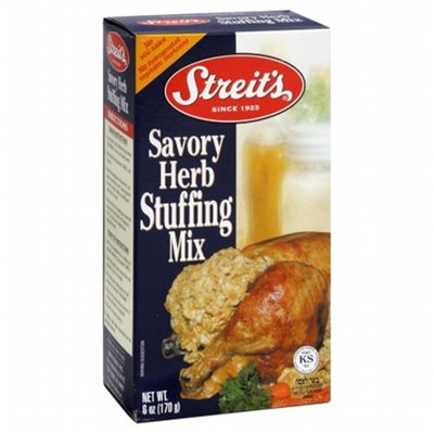 Streits Savory Herb Stuffing Mix - 6 oz