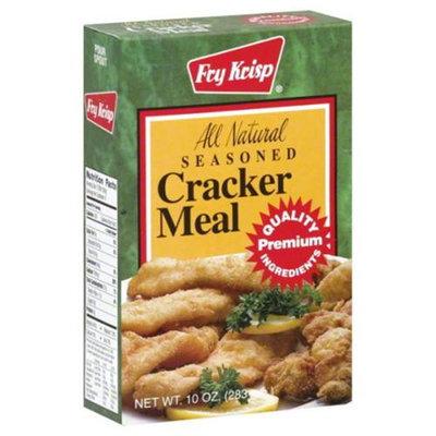 Fry Krisp Cracker Meal, All Natural, 10 oz