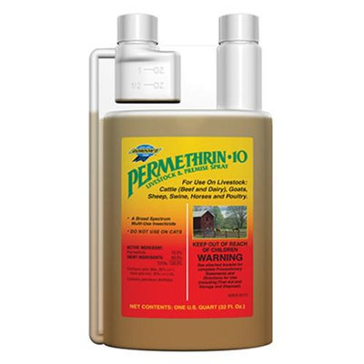 P.b. I./gordon Qt Permethrin10 Spray 9291082 by PBI Gordon