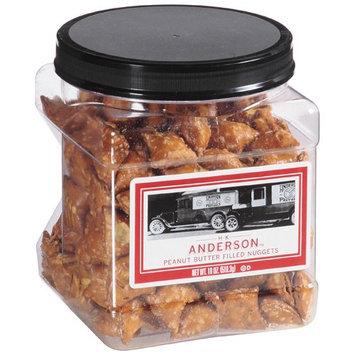 HK Anderson Peanut Butter Filled Nuggets 401PLHKA01 by National Pretzel