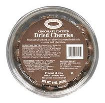 Traverse Bay Chocolate Covered Dried Cherries (8 oz, 12 pk.)