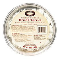 Traverse Bay Yogurt Covered Dried Cherries (8 oz, 12 pk.)