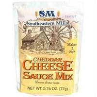 DDI Southeastern Mills Cheddar Cheese Sauce Case of 24