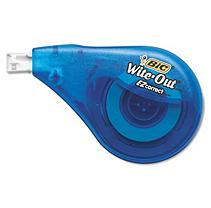 BIC Wite-Out EZ Correct Correction Tape 2 Pack