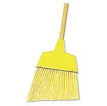 Galaxy UNISAN UNS932A Yellow Angler Broom Plastic Bristles 42