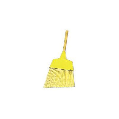 Galaxy UNISAN UNS932A Yellow Angler Broom Plastic Bristles 42