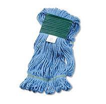 Unisan 502BLEA Super Loop Wet Mop Head Cotton/synthetic Medium Size Blue