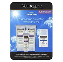Neutrogena® Ultra Sheer Sun Protection
