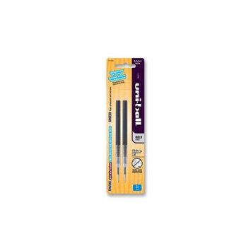 Cardscan Sanford Pen Refills Rollerball Refill, 0.8mm, 2/PK, Blue