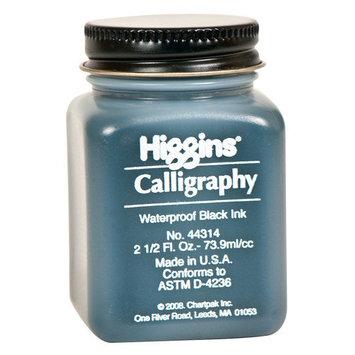 Higgins Waterproof Black Calligraphy Ink