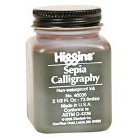Higgins Non-Waterproof Sepia Calligraphy Ink