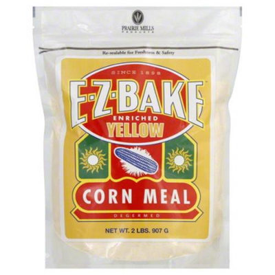 E-Z-Bake Yellow Corn Meal, 2 lb, - Pack of 6