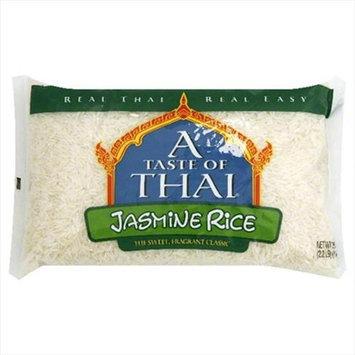 Taste Of Thai Jasmine Rice Bag 12 Bags -Pack of 12