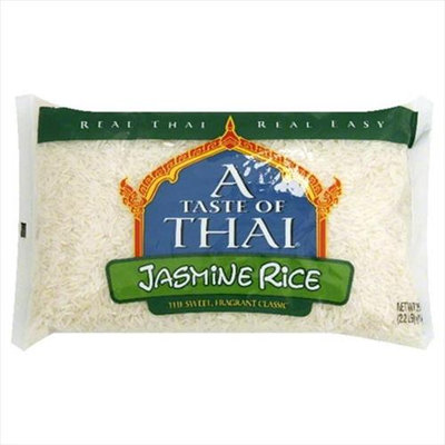 Taste Of Thai Jasmine Rice Bag 12 Bags -Pack of 12