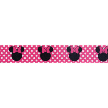Wrights 117-305-061 Flexi-Lace Hem Tape 3-4 in. 3 Yards-Pink