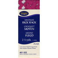 Wright's Wrights 42367 Medium Rick Rack