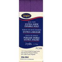 Double Fold Bias Tape 1/2 3 Yards-Purple