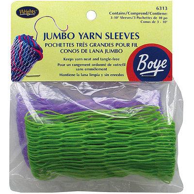 Boye 6313 5.5H x 4W x 1D Jumbo Yarn Sleeves