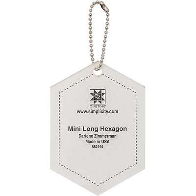Wright's EZ Mini Tools Long Hexagon