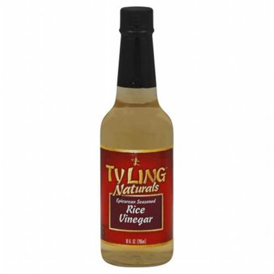 Ty Ling Vinegar Rice Seasoned 10 Oz Pack Of 6