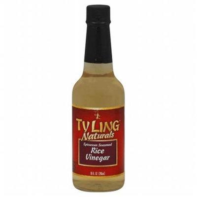 Ty Ling Vinegar Rice Seasoned 10 Oz Pack Of 6