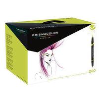 Prismacolor Premier Double-Ended Brush Tip Marker Sets