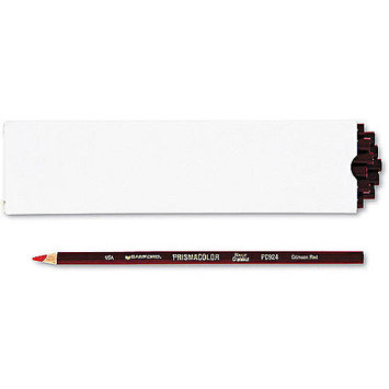 Sanford Brands 3353 Prisma Color Pencil Crimson Red