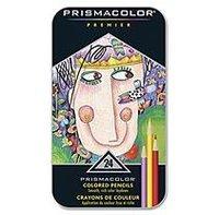 Prismacolor Premier Colored Pencils, 24 Assorted Colors/set