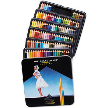 SANFORD 4484 Drawing & Sketching Pencils 0.70mm 132 Assorted Colors/set