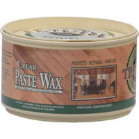 Trewax 887101016 Trewax Paste Wax, Clear
