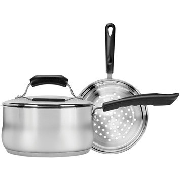 Range Kleen 3-pc. Stainless Steel Double Boiler