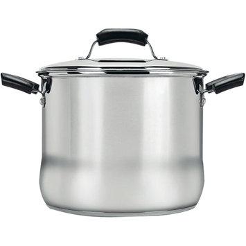Range Kleen 8-qt. Stainless Steel Covered Stock Pot