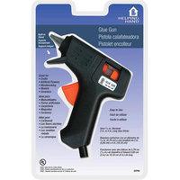 The Faucet Queens 20700 Helping Hand Glue Gun with 3 Glue Sticks 4x4 Black