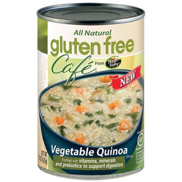 Gluten Free Cafe Soup Vegetable Quinoa - 15 fl oz