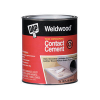 Dap Inc. Dap 00272 Weldwood Original Contact Cement-QT CONTACT CEMENT