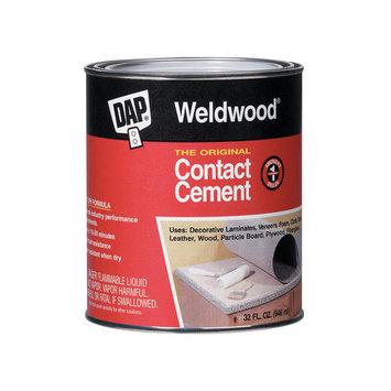 Dap Inc. Dap 00272 Weldwood Original Contact Cement-QT CONTACT CEMENT