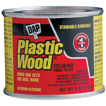 Dap Inc. Dap 21502 4 oz Plastic Wood Filler