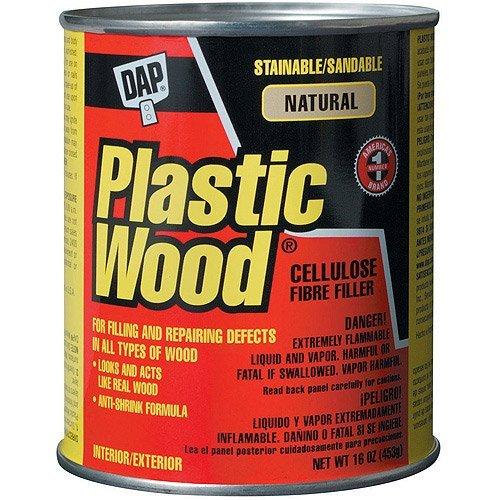 Dap Inc. Dap 21506 16 oz Plastic Wood Filler