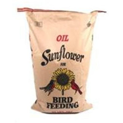 SHAFER SEED COMPANY SUNFLOWER SEED 100PERCENT OIL 5# 5 POUND PACK OF 6