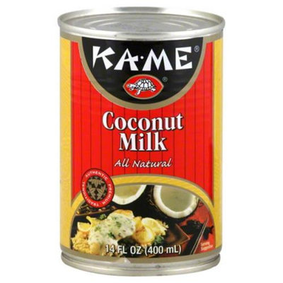 Ka-Me Coconut Milk, 14 oz, - Pack of 12