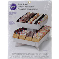 Wilton W0705 Candy Melt Treat Stand Tray-White 12 in. X9 in.