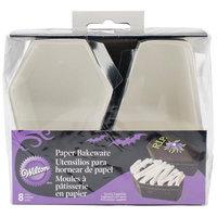 Wilton Disposable Bakeware 8/Pkg-Coffin