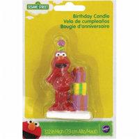Wilton ELMO BIRTHDAY CANDLE Sesame Street Party Cake