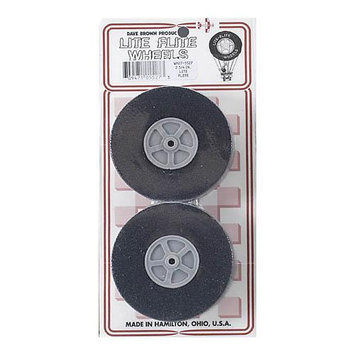 DAVE BROWN PRODUCTS WH25 Lite Wheel 2-1/2 (2)