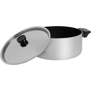 Revere Cookware Revere 5-Quart Non-Stick Covered Dutch Oven, Polished Aluminum