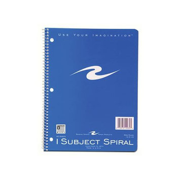 Roaring Spring Paper Products 10030 One Subject Notebook - 40 Sheets Per Book
